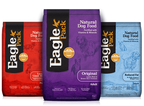 Eagle Pack Holistic Dog Food